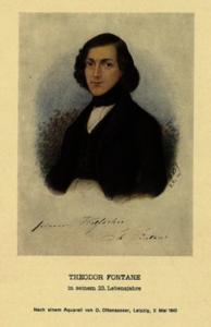 Der junge Theodor Fontane